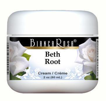 Beth Root (Birthroot Trillium) Cream