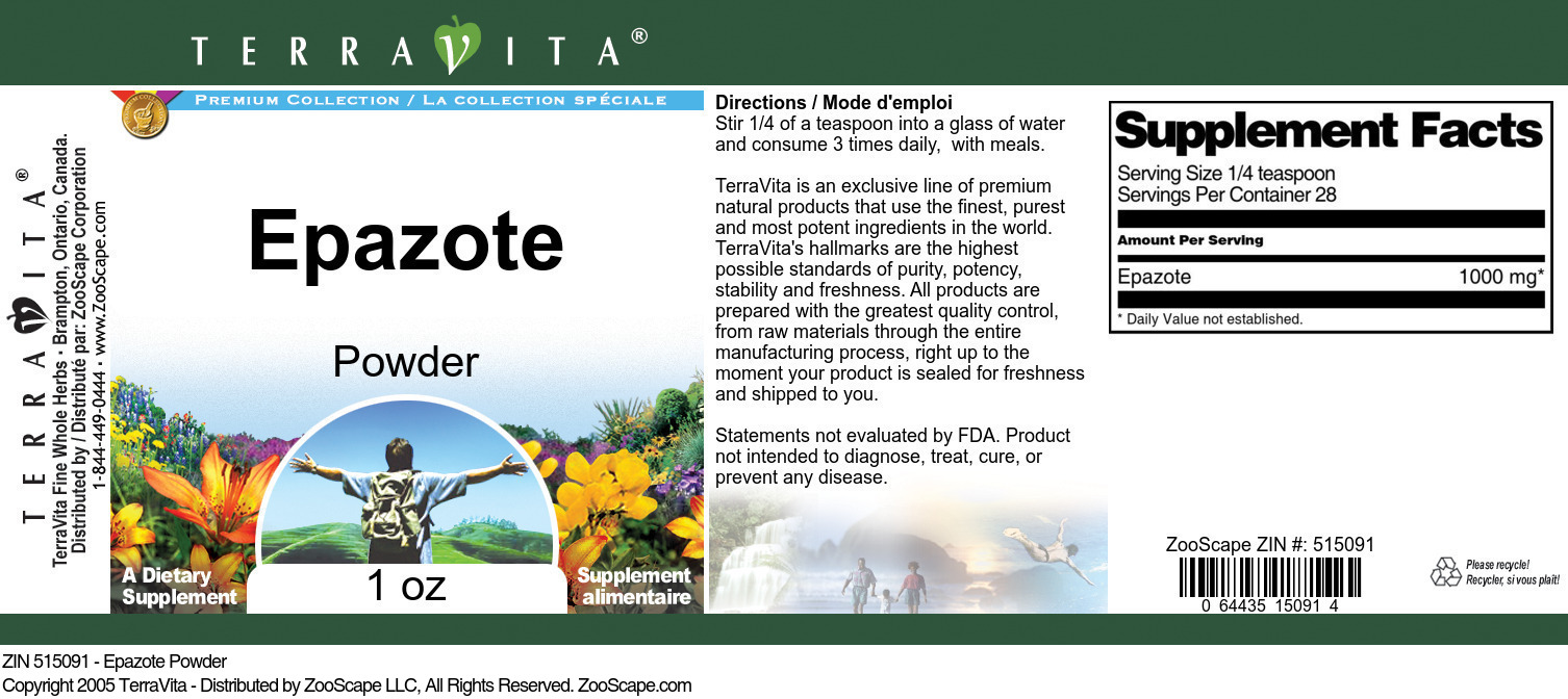 Epazote Powder