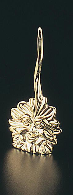 Sun Ring Holder - Gold