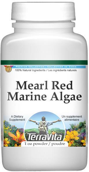 Mearl Red Marine Algae (Lithothamnium Calcareum) Powder