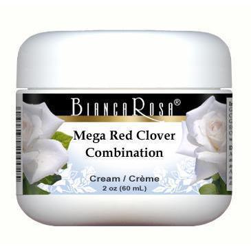 Mega Red Clover Combination - Red Clover, Dandelion, Burdock and More - Cream