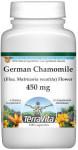 German Chamomile (Blue, Matricaria recutita) Flower - 450 mg