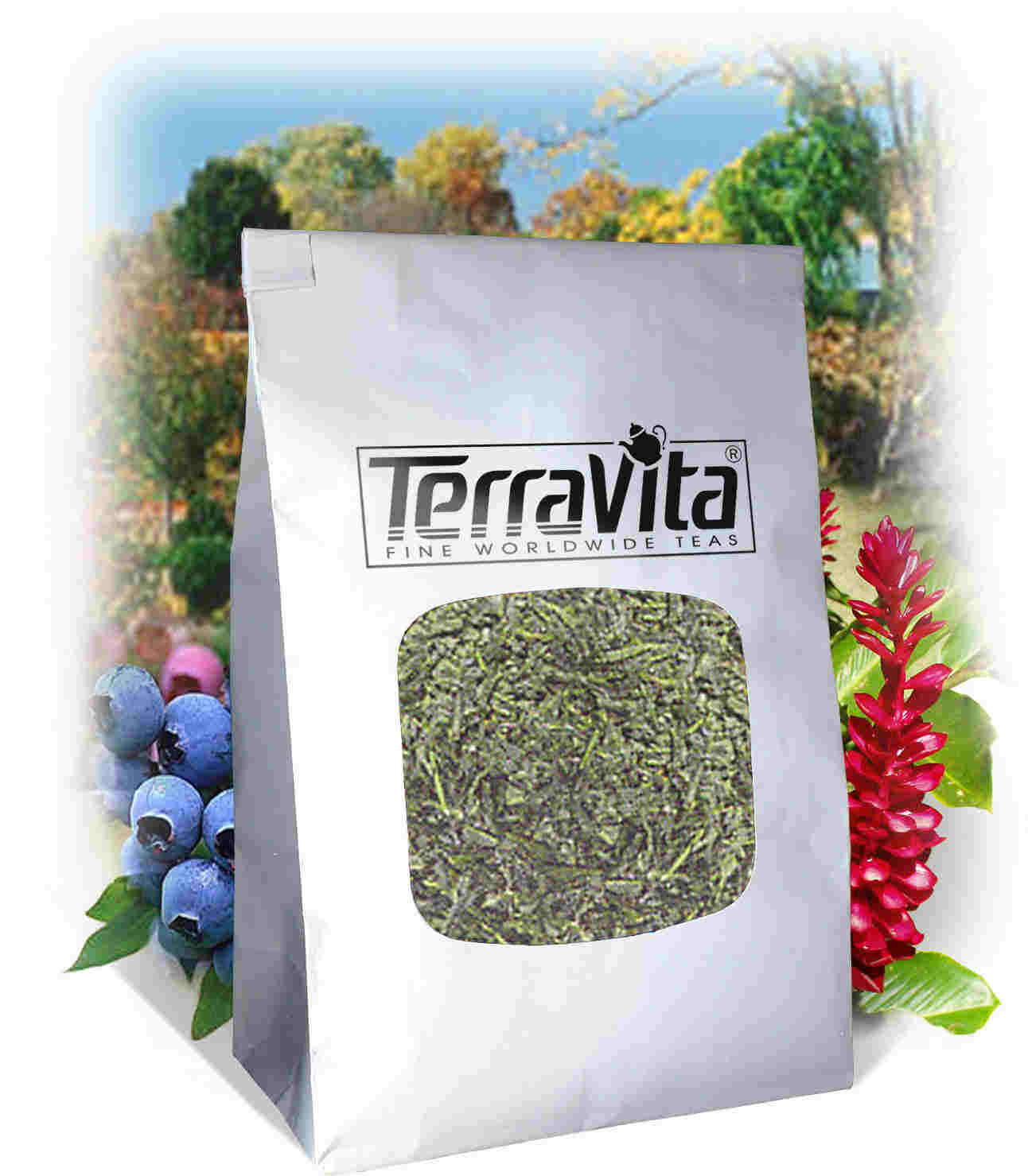 Wheat Grass and Barley Grass Combination Tea (Loose)