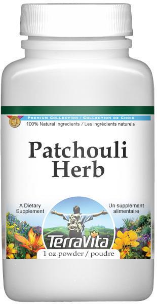 Patchouli Herb Powder