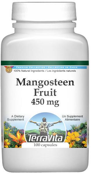 Mangosteen Fruit - 450 mg