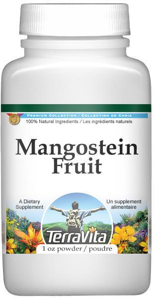 Mangosteen Fruit Powder