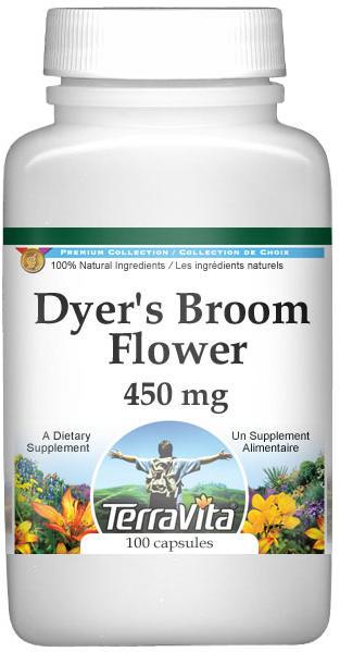 Dyer's Broom Flower - 450 mg