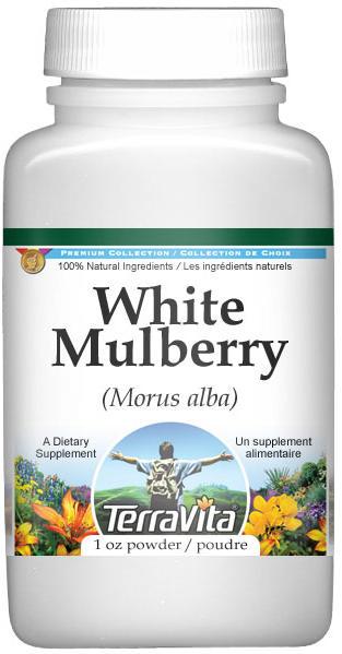 White Mulberry (Morus alba) Powder