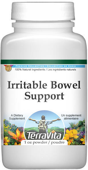 Irritable Bowel Support (IBS) - Agrimony, Psyllium and Carrot - Powder