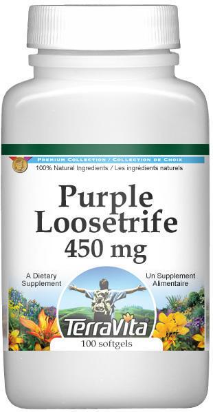 Purple Loosestrife (Lythrum salicaria) - 450 mg
