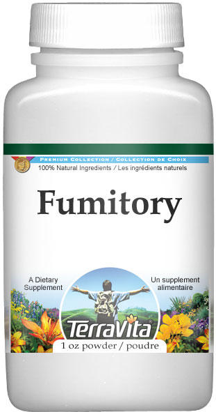Fumitory Powder
