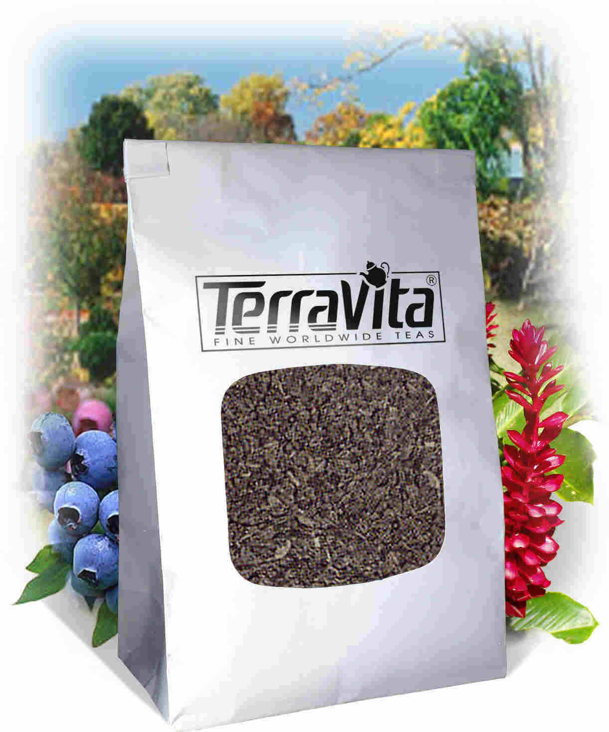 Feverfew and Valerian Combination Tea (Loose)