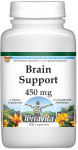 Brain Support - Ginkgo, Cat's Claw, Rosemary and More - 450 mg