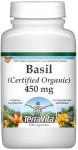 Basil (Certified Organic) - 450 mg