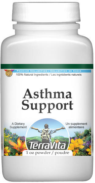 Asthma Support Powder - Acerola, Licorice, Scullcap and More