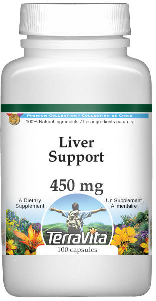 Liver Support - 450 mg
