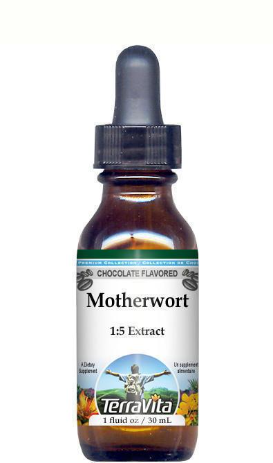 Motherwort Glycerite Liquid Extract (1:5)