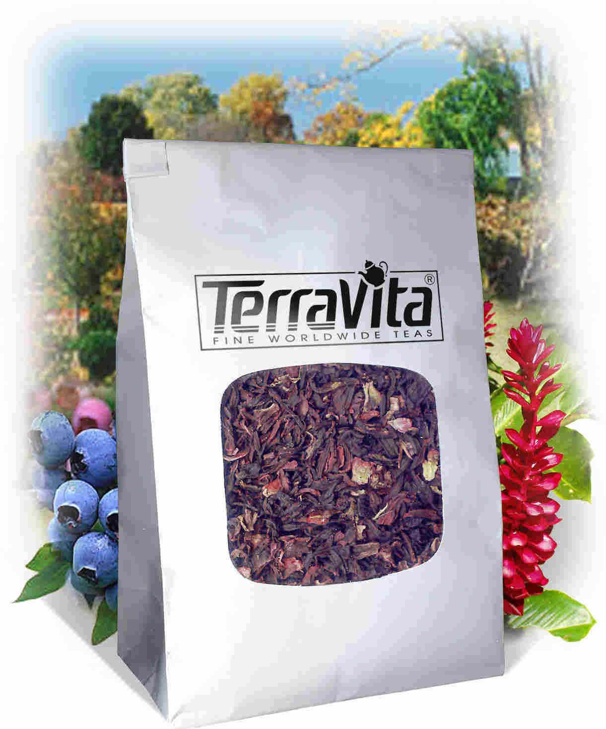 Hibiscus Flower (Certified Organic) Tea (Loose)
