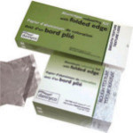 """Folded Edge Foil - Light-Weight - Rough - 5"""" x 7"""" - Box of 500 Sheets"""