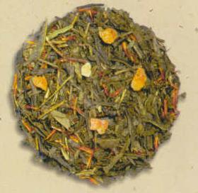 Guava Comoros Green Tea (Loose)