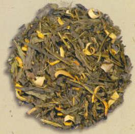 Pecan Pastry Green Tea (Loose)