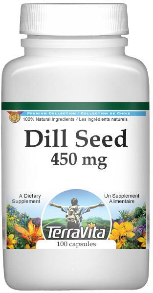 Dill Seed - 450 mg