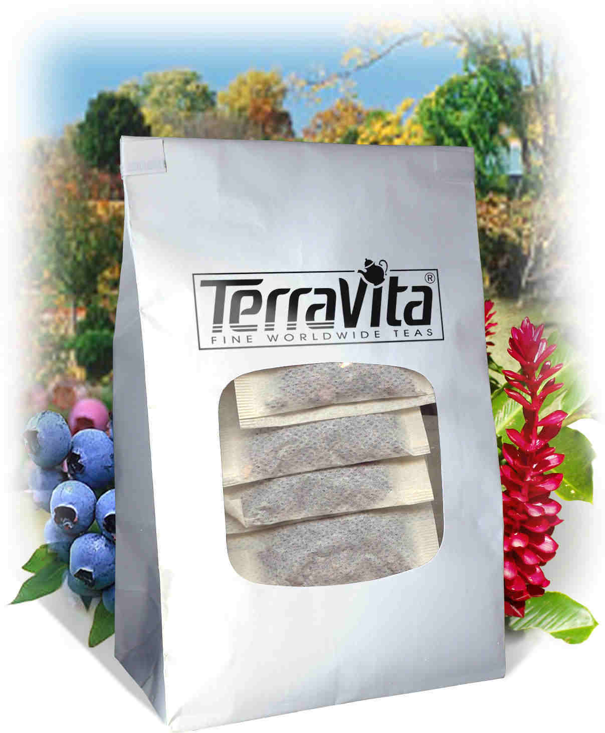 Red Clover Tops (Certified Organic) Tea