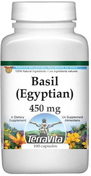 Basil (Egyptian) - 450 mg