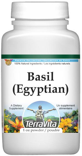 Basil (Egyptian) Powder