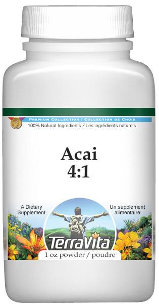 Acai 4:1 Powder