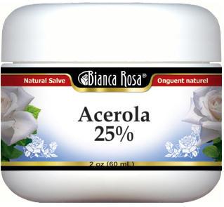 Acerola 25% Salve