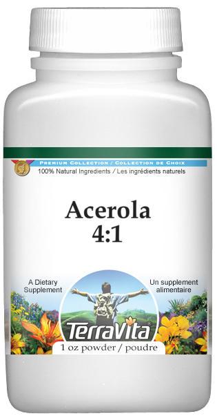 Acerola 4:1 Powder