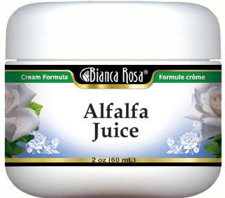 Alfalfa Juice Cream