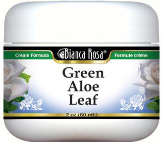 Green Aloe Leaf Cream