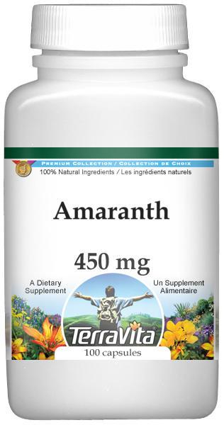 Amaranth - 450 mg
