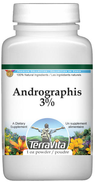 Andrographis 3% Powder