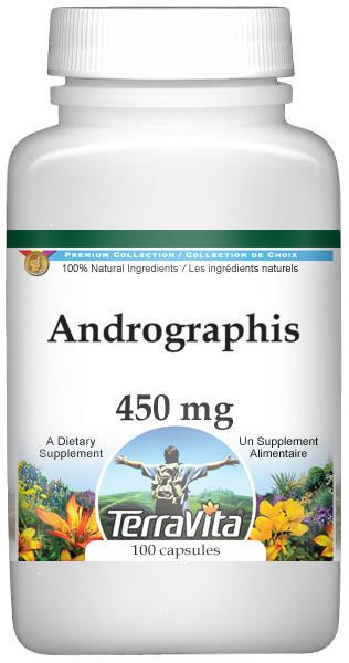 Andrographis - 450 mg