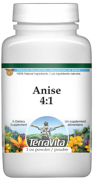Anise 4:1 Powder