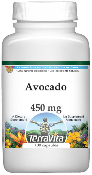 Avocado - 450 mg