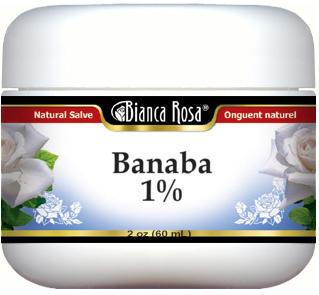 Banaba 1% Salve