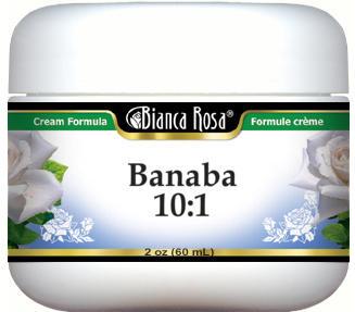 Banaba 10:1 Cream