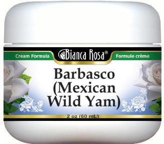 Barbasco (Mexican Wild Yam) Cream