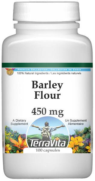 Barley Flour - 450 mg