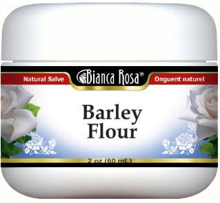 Barley Flour Salve