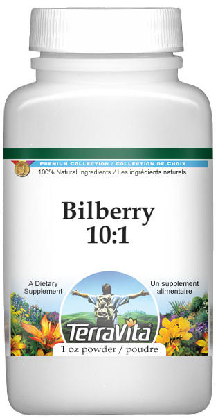 Bilberry 10:1 Powder