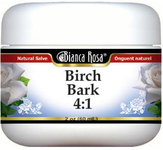 Birch Bark 4:1 Salve