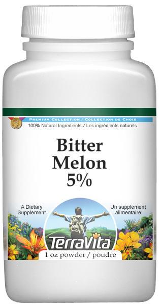 Bitter Melon 5% Powder