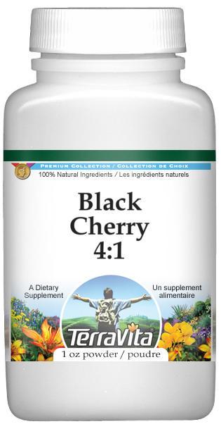 Black Cherry 4:1 Powder