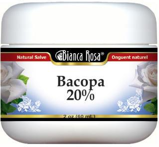 Bacopa 20% Salve