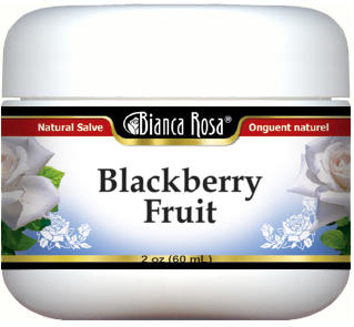Blackberry Fruit Salve